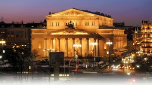 Excursion to the Bolshoi Theatre