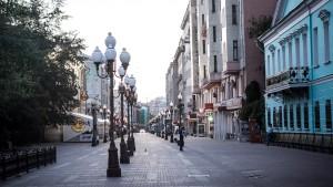 The Arbat street
