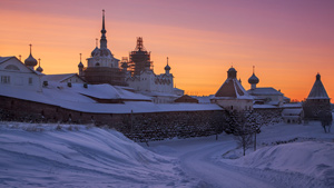 Solovki - The northern outpost of Russia, 4 days